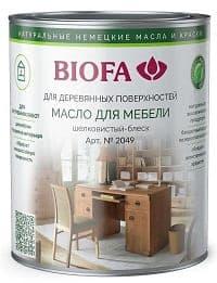 2049 Масло для мебели BIOFA (Биофа)