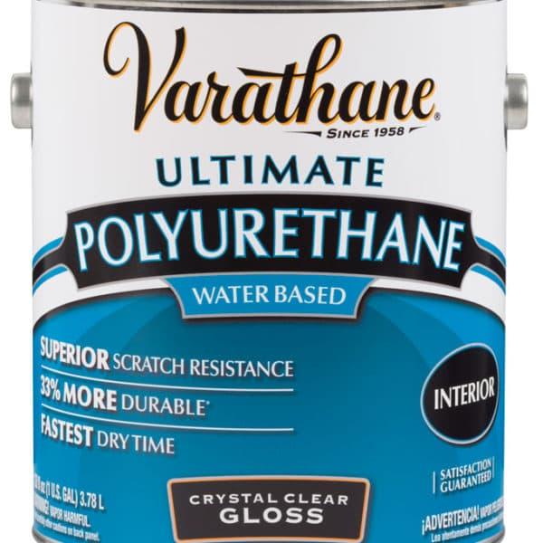 Лак полиуретановый водный для внутренних работ Varathane