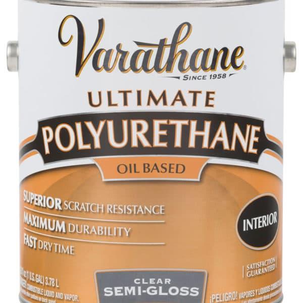 Лак полиуретановый органо-растворимый для внутренних работ Varathane