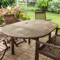 Для садовой мебели